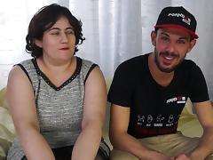 Scambisti Maturi - Chubby Italian Moana gets anal fucked tube porn video