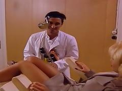 Gyno office tube porn video