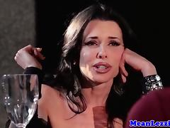 Classy mature lesbosex with Julia Ann and pal tube porn video