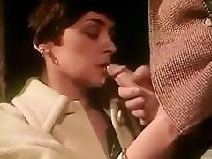 Vintage swallows 2 tube porn video