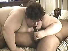 BBW Granny Uses Her Mouth Like A Cunt 2 tube porn video