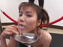 ppp 032 bukkake + gokkun uncensored tube porn video