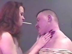 Pet Cat 1 - Long nail fetish (90's) tube porn video