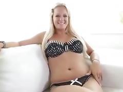 Salope blonde tube porn video