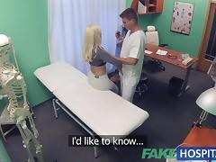 Fake Hospital Hot Italian babe with big tits tube porn video