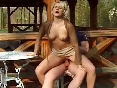 Austria is a great place to go for blonde pussy tube porn video