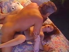 vintage dad with daughters friend tube porn video