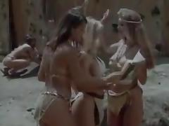 Dinosaur island (1994) tube porn video