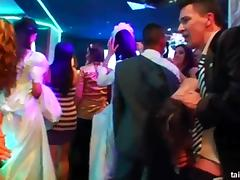 Sexy brides dancing and fucking tube porn video