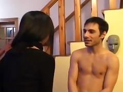 Hot Italian Milf loves anal tube porn video