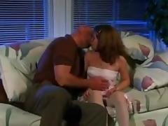 Mister Lover Fucks his Son's Date tube porn video