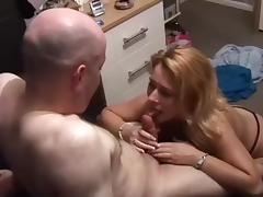 Mature British Escort bangs a punter tube porn video