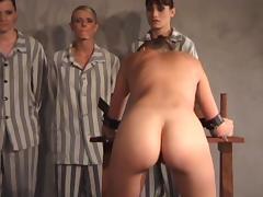 Good hard brutal caning tube porn video