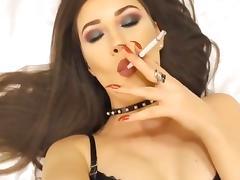 Mischa smoking 1 (JS) tube porn video