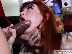 Interracial anal whip cream and extreme choking rough sex Pe tube porn video