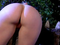 A lot of pussy and a lil'bit of ass a natural redhead tube porn video