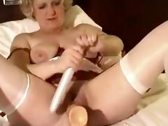 Crazy Amateur movie with Big Tits, Toys scenes tube porn video
