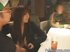 Hitomi Tanaka Japanese babe has amazing part5 tube porn video