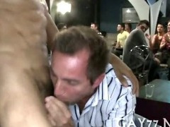 Fucking him at big party tube porn video