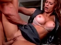 Lady Lawyers Share Cock Sucking tube porn video