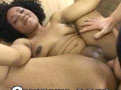 Freaky Ebony Pounded Hot tube porn video