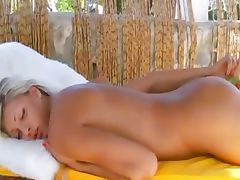 Amazing germanian girl toying asshole tube porn video