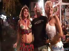 These girls had a party tube porn video