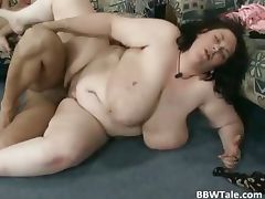 Threesome sex party with BBW slut part5 tube porn video