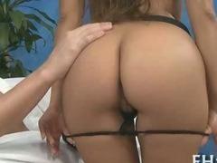 Naughty hot babe fucks tube porn video