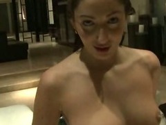 Teen gets totally wild with lust tube porn video