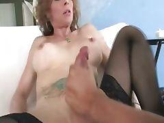 titty shemale idol Jasmine banged tube porn video