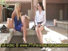 Isobel lovely Amateur girls Flashing tube porn video
