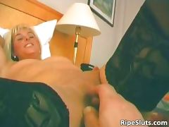 Hot mature blonde gets wet pussy fucked part2 tube porn video