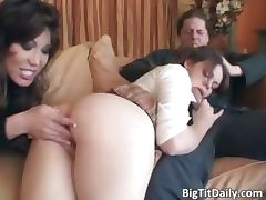 Babysitter with big tits is caught part1 tube porn video