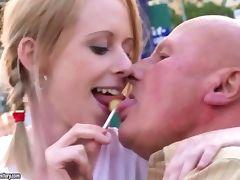 Grandpas Fuck Teens Compilation tube porn video