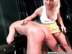 Hot and painful fun with horny blonde part6 tube porn video