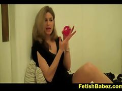Chastity and cuckolding with Abby tube porn video
