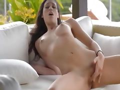 Absolutely gorgeous babe finger tube porn video