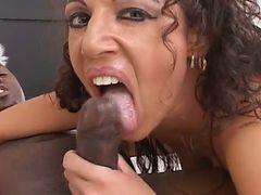 Milfs hardcore anal interracial tube porn video