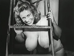 Virginia Bell Her Gorgeous Huge Tits 1950 tube porn video