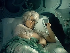 Trying to Wake up Chesty Morgan 1970 tube porn video