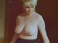 Pretty Chick Playing with Her Friend 1960 tube porn video