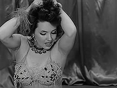 Hot Belly Dancing Model 1950 tube porn video