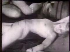 Nasty Fucking Girl Teasing and Fucking 1940 tube porn video