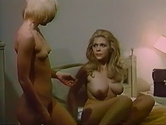 Horny Lesbians are Going Insane 1970 tube porn video