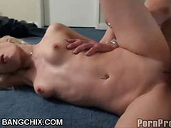 Old Guy Fucking Horny Teen tube porn video