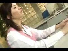 Officegirl Mika Fukunaga tube porn video
