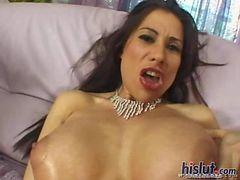 Rossana loves ass fucking tube porn video