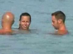 Sex on the beach tube porn video