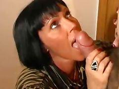 Italian mature tube porn video